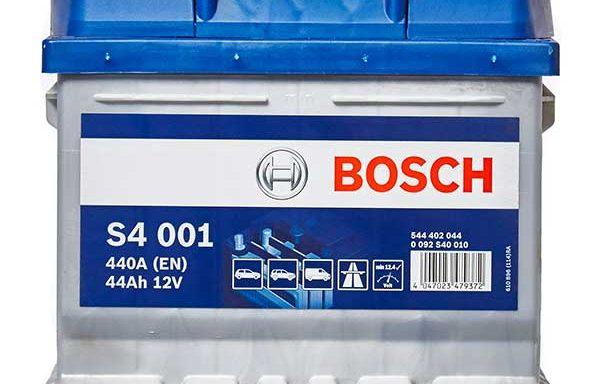 Bosch S4 S4 Battery 063