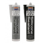 Clear / Black Silicone Sealant