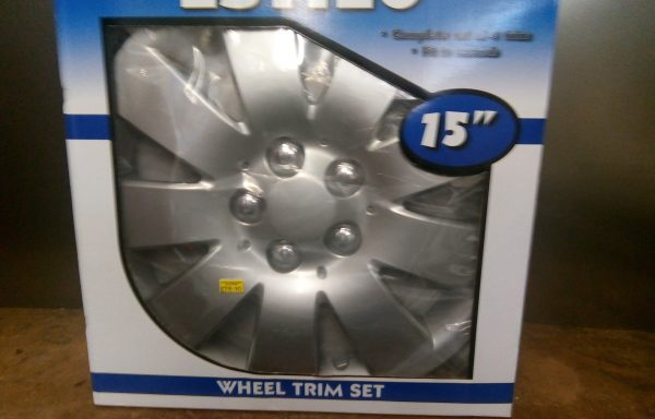 15″Wheel Trims
