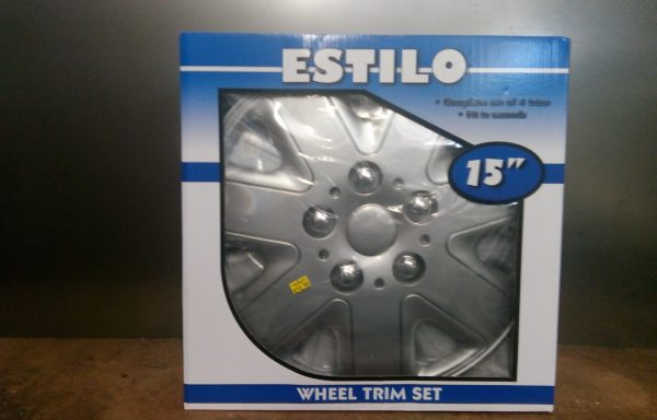 15″Wheel Trims