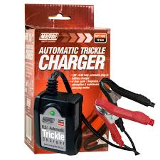 AUTOMATIC TRICKLE CHARGER
