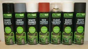 AUTOTEK BASIC PAINT RANGE 500ml