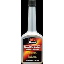 10K Boost DPF Cleaner 265ml