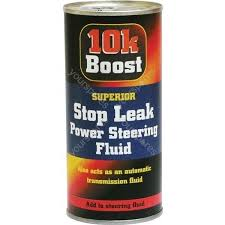 10 k Boost , Power steering Stop Leak 375ml