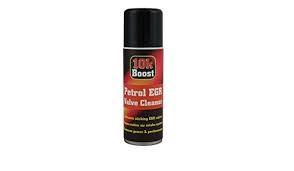 10k Boost Petrol EGR valve cleaner  200ml