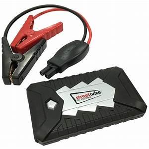 Jump Starter & Portable Power Pack