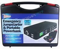 Emergency Jumpstarter & Portable Powerbank